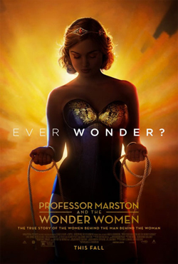 PROFESSOR MARSTON and THE WONDER WOMAN