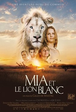 MIA ET LE LEON BLANC